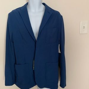 Perry Ellis Slim Fit Stretch Day/Night Mens Jacket